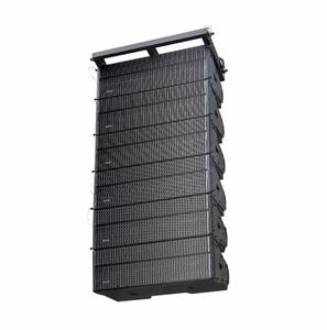 2-way altoparlante line array nexo box/Audio altoparlanti big power 1100 W dual 12
