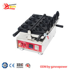 Digital machine for making cookies/fortune cookies/ Fulin Waffle machine