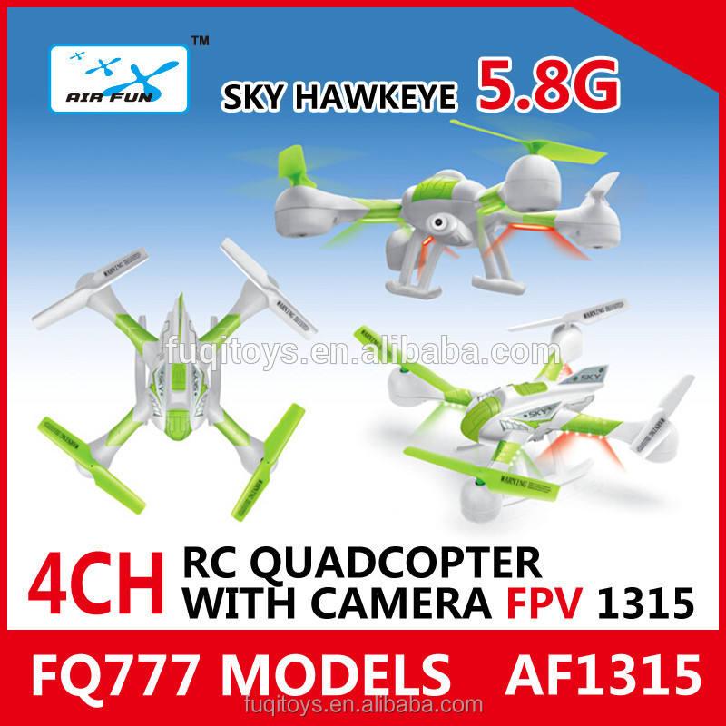 AF1315 5.8 جرام الوقت الحقيقي أنظمة نقل القبرة fpv rc الطائرة <span class=keywords><strong>المهنية</strong></span>
