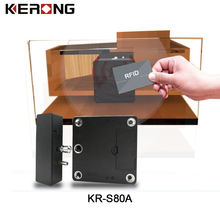 KERONG Furniture Lock Smart Security Hidden Rfid Cabinet Lock