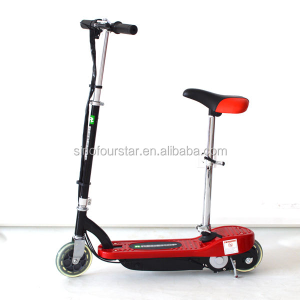 Import China Hot Selling Folding Electric Scooter with Seat