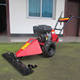 Professional wheeled grass cutter with EPA certification made in turkey turf mower