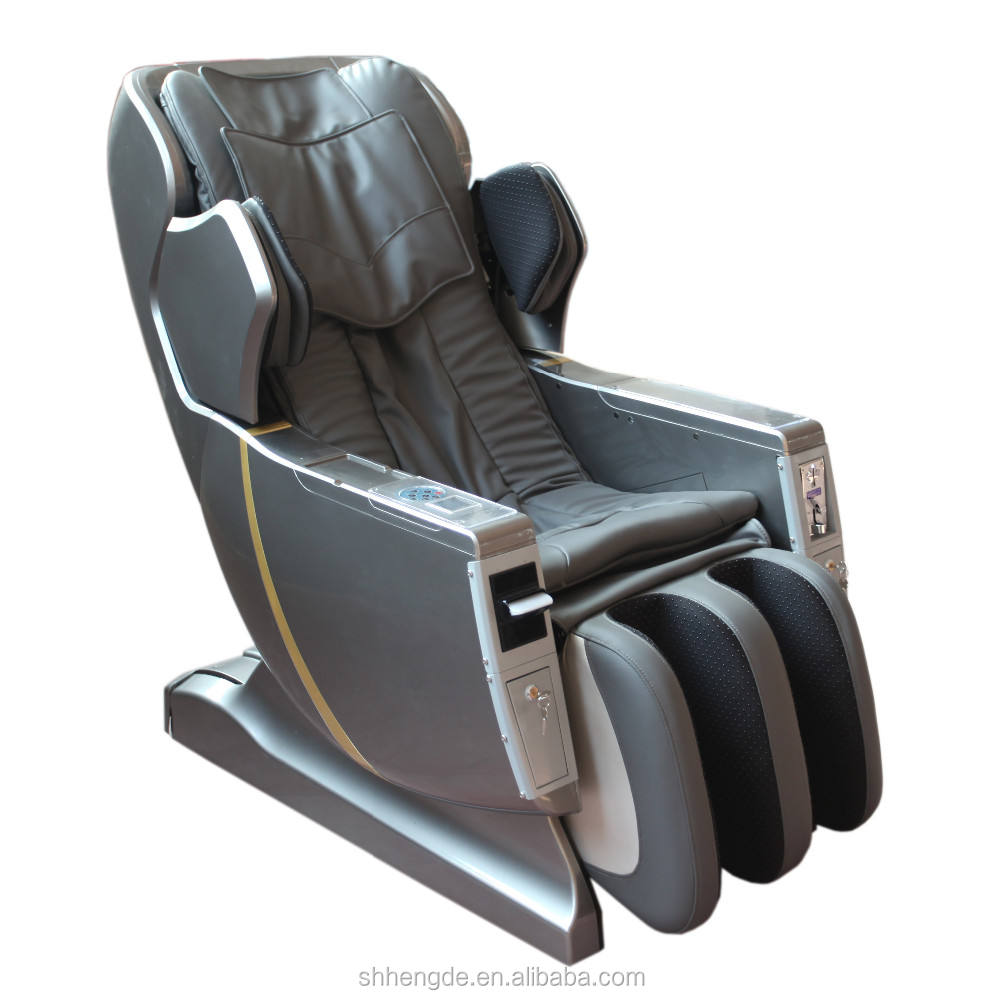NEW Product Commercial public coin operated cheap luxury office vending massage chair