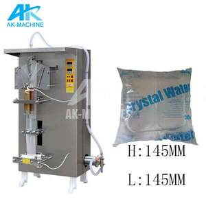 automatic sachet water making machine/making machine