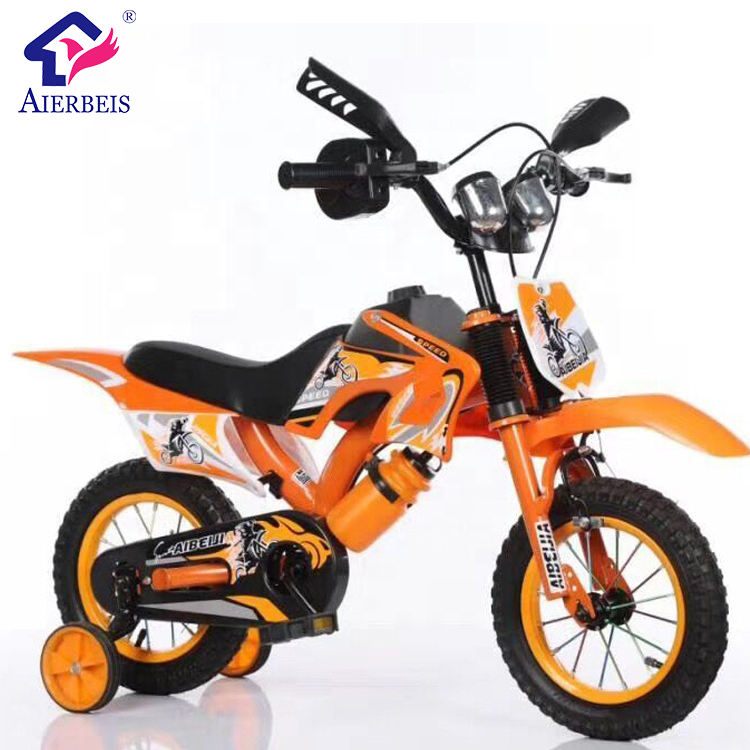 New design cool motorcycle bicycle for kids/kids bicycle pictures wholesale
