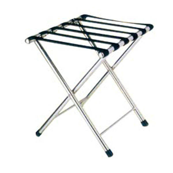 Folding Luggage Stand for Hotels