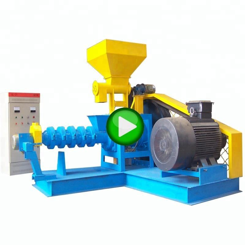 WSJY-80 Small Fish Feed Making Machine Floating Fish Feed Pellet Machine Price in India