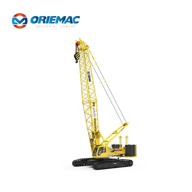 heavy crawler crane XGC150 for sale