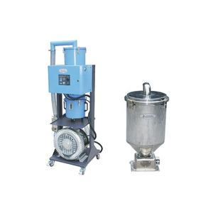 high quality Automatic feeding plastic material separate vacuum hopper loader