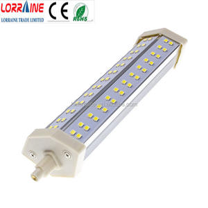 10 W R7s Dimbare LED Lamp 118 MM Double Ended J Type LED 100 W Halogeen Vervanging