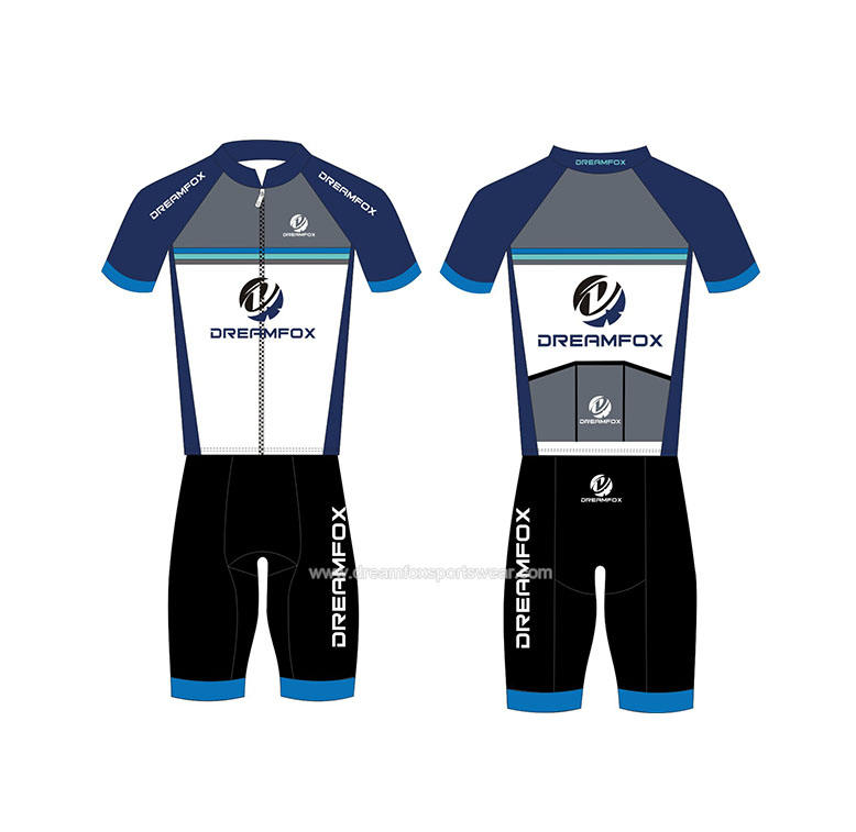 Dreamfox wholesale china custom cycling jersey sublimation jersey cycling customized