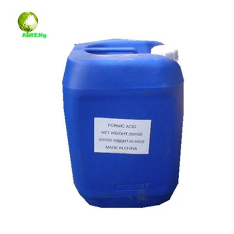 Cheap colorless and transparent liquid used for dyestuff formic acid 94%