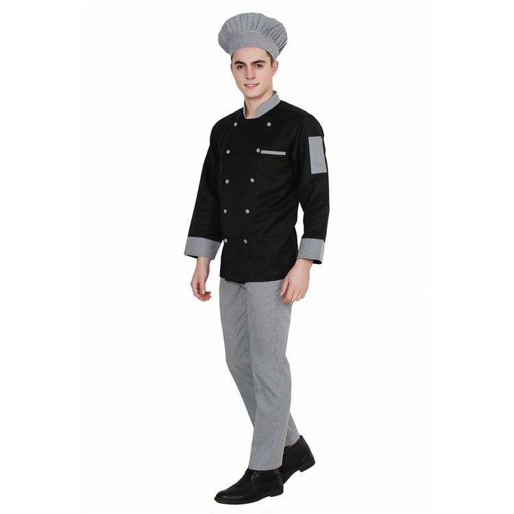 China Fabrikant Custom Professionele Restaurant <span class=keywords><strong>Chef</strong></span> Uniform Ontwerp