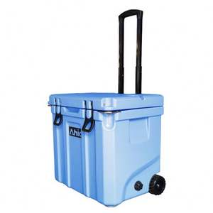 Iso Factory Supply Moving Trolley Battery Operated Koelbox Voor Bloed Transport