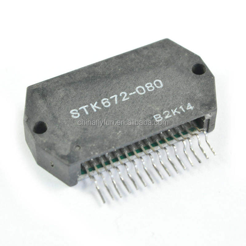 1PCS Audio Power AMP IC MODULE SANYO SIP-15 STK3102IV STK-3102IV