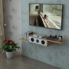 2020 hot selling design DVD STAND wall mounted Smart TV cabinet with speaker and remote controller living room furniture