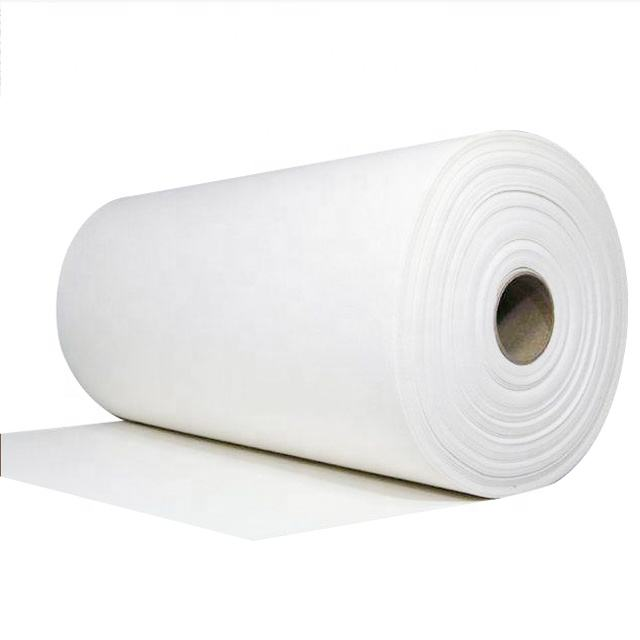 Manufacturer Thermal 1260C Price Refractory Lining Fireproof Ceramic Cotton Fiber_Insulation Paper
