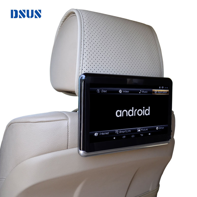 Universal headrest Android mobil dvd player
