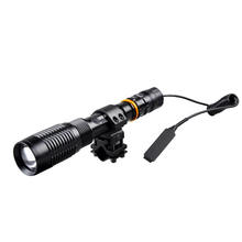 2015 new arrived 5000 lumen XML-T6 led tactical police flashlight