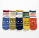wholesale Luvable Friends 6 Pack gift cute smile face kids Socks