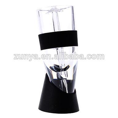 تصميم جديد! براءة اختراع جهاز للإشباع بالهواء النبيذ، أعلى البائع الأمازون!