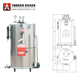 Price 300Kg 400Kg 500Kg 0.5 Ton 700Kg Gas Lpg Diesel Oil Fired Vertical Small Steam Boiler
