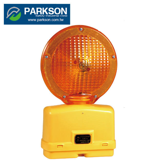 PARKSON SAFETY Taiwan Road Workplace Safety Hazard Warning LED Traffic Light CP-801