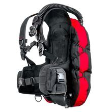 Scuba Diving back mount light travel BCD