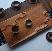 Natural Chinese style tea tray