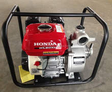 WP30 Honda type gasoline water pump set