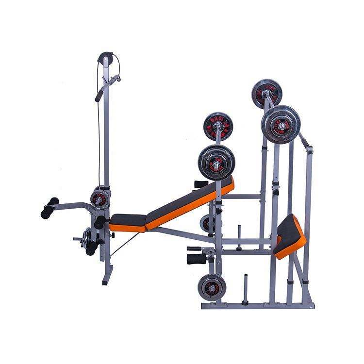 New Adjustable Weight Bench Home Gym Fitness Equipment