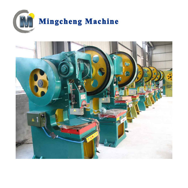 Good Price aluminum foil container making machine pneumatic punching machine for sale
