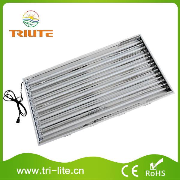 Idroponica Riflettori In Alluminio T5 Lampada Fluorescente