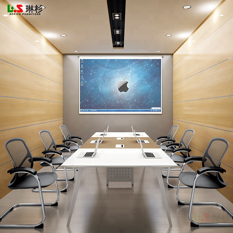 new design office conference room meeting table