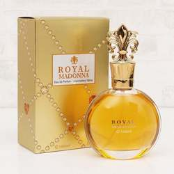 Environment friendly royal fragrance perfume with high quality in china