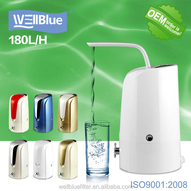Taiwan waterfilter dispenser automaat geen tank