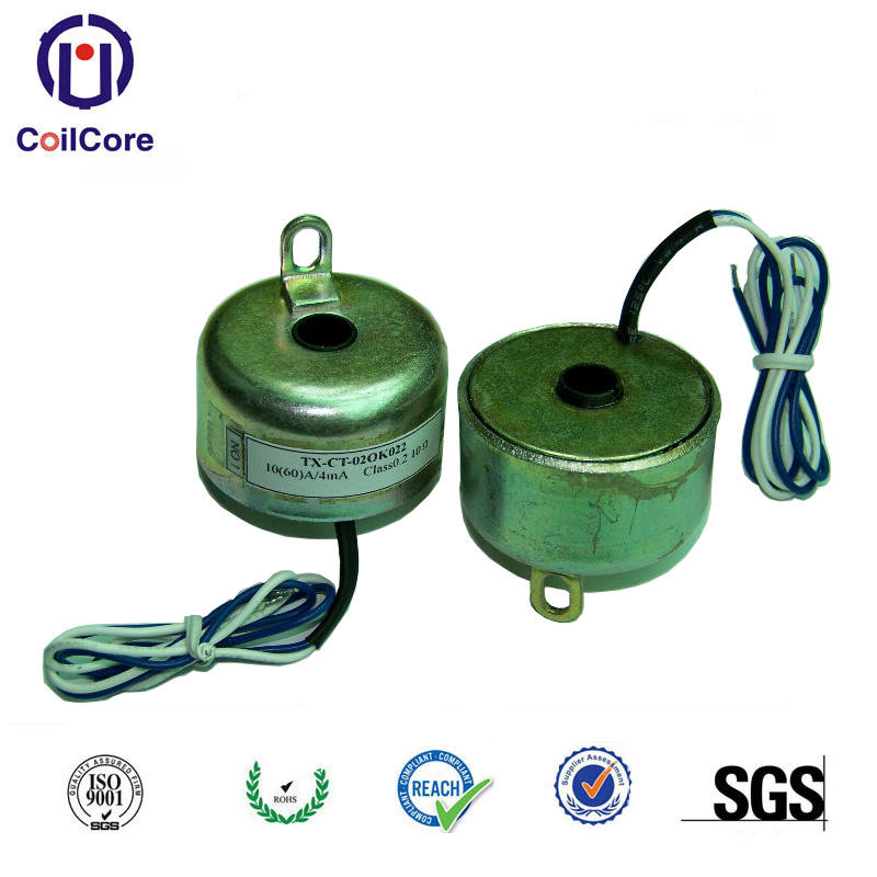 Current transformer immune DC for electronical watthour-meters