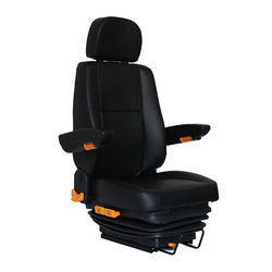 luxury air suspension folding driver seat for sale with CE