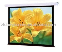 120inch motorized projection screen