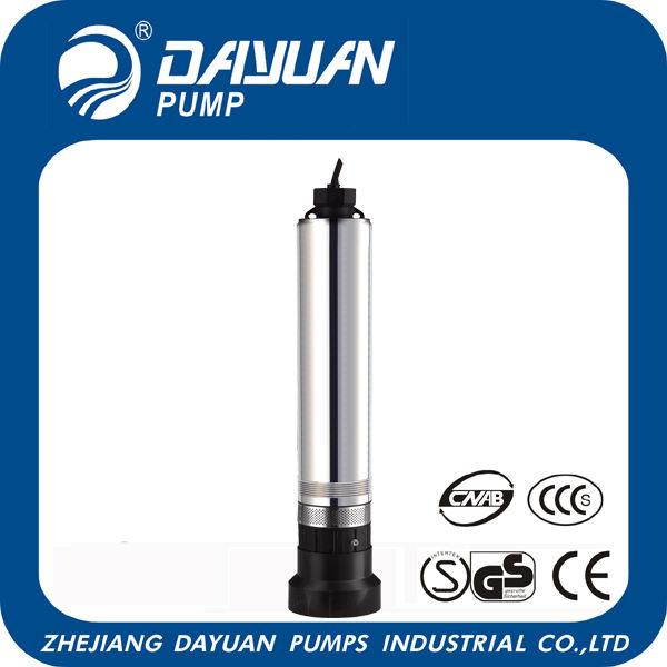 <span class=keywords><strong>Ds</strong></span> 0.6kw sumergibles de pozo profundo de la bomba