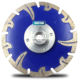 Hot Pressed Fast Cut Diamond Cutting Saw Blades With Flange For Quartz ,Granite,Marble