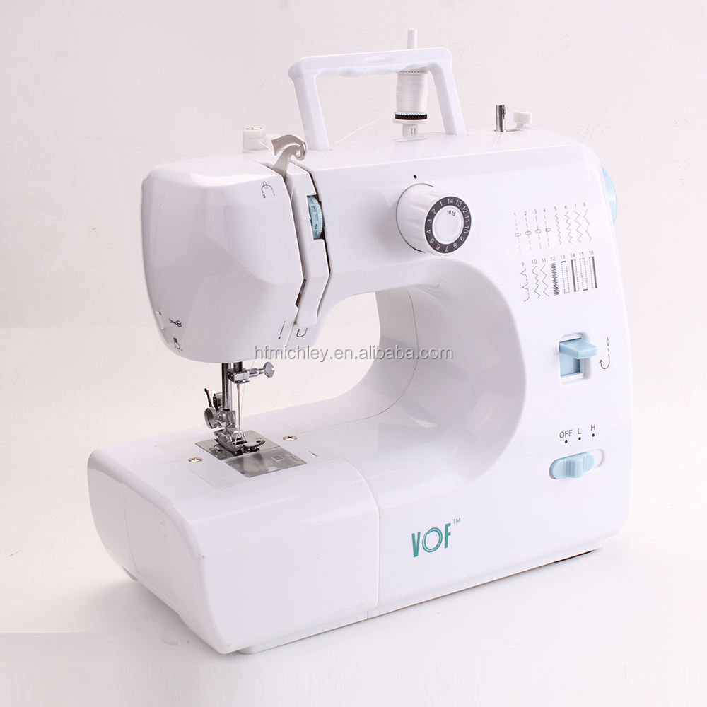VOF FHSM-700 Multifunction domestic electric singer clothes sewing machine overlock sewing machine
