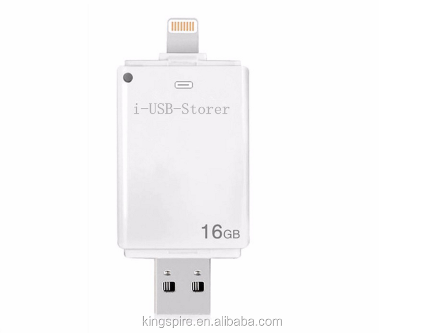 Driver Storage USB I USB For Apple iPhone and PC Mac USB Flash Drives