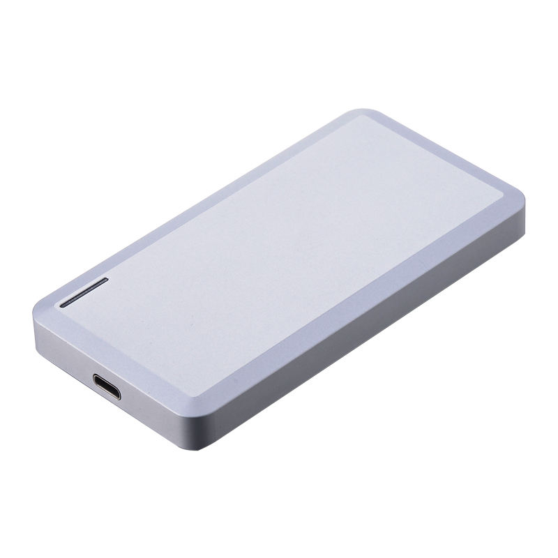 Unestech USB 3.1 Type C Gen II to Dual M.2 NGFF B Key External SSD Enclosure for Dual M.2 NGFF SSD Drives