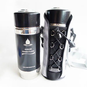 Thermos Cup Alkaline Water Bottle With Nano Alkaline Water Flask