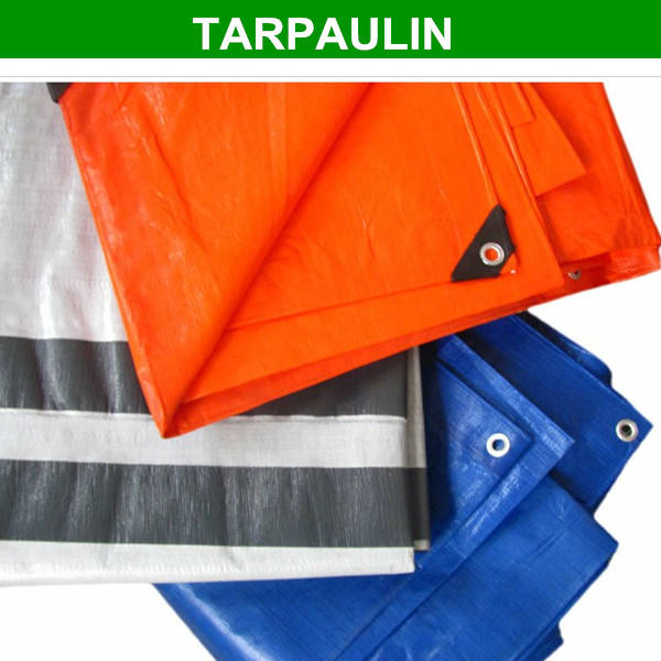 recycled pe tarpaulin, tarpaulin with 30% recycled material