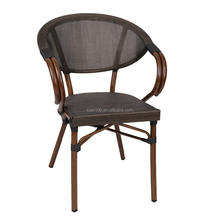 Cafe Furniture Restaurant Furniture Chair Bamboo French Bistro Cafe Chair