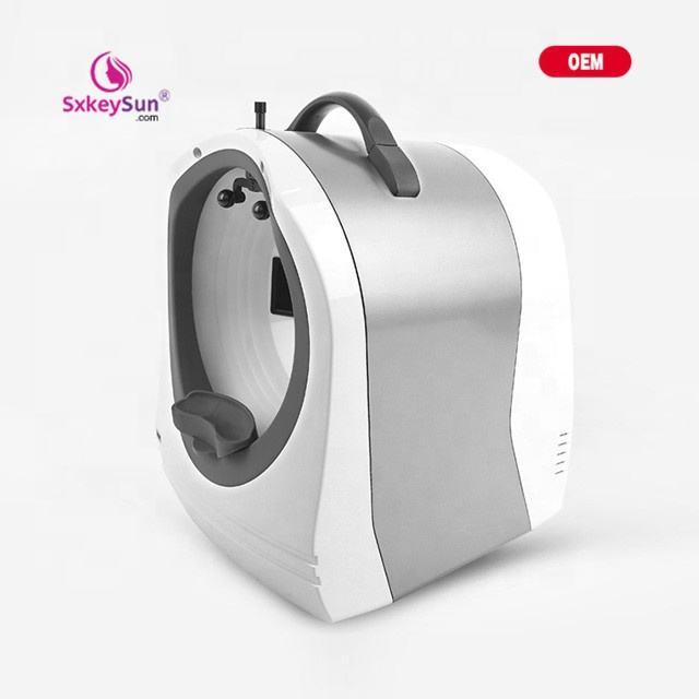 Sales 2020 Factory OEM/ODM uv light facial skin analysis machine