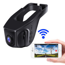 Hot Selling Novatek 96658 DVR Motion Detect 1080P Hidden Wifi Dash Camera Like XiaoMi yi
