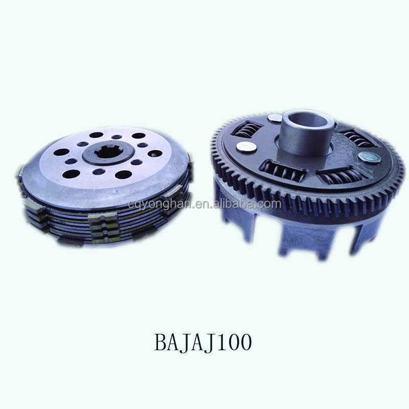 Bajaj 100 Motorcycle Engine Parts Clutch Cover Assembly